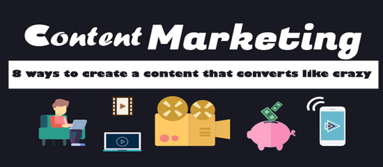 Content marketing strategies to follow