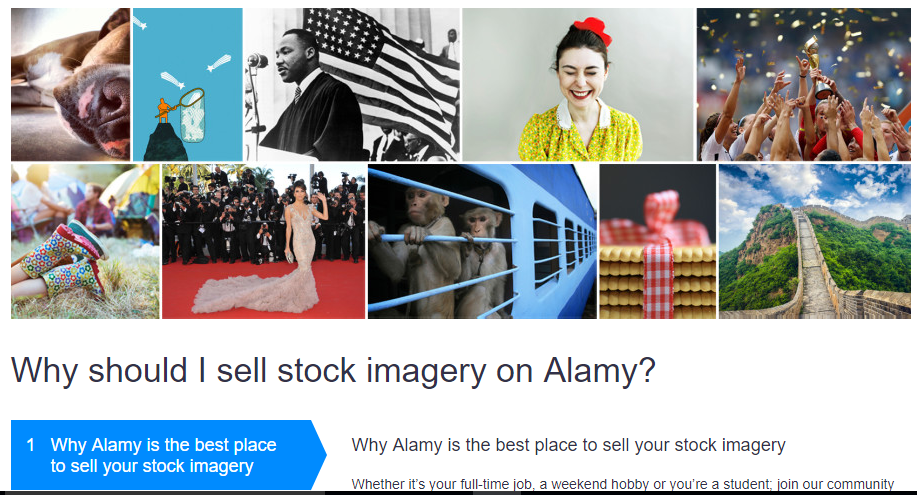 Sell photos online: Akeentech blog