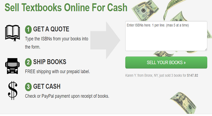 Cash4books selling stuff online and make money