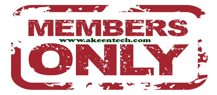 members Only akeentech blog