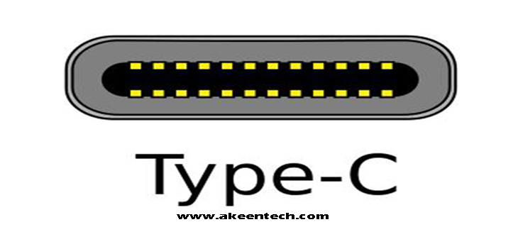 USB Type-C charging ports