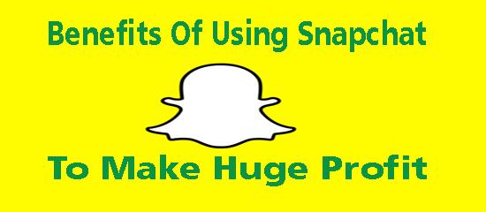 Snapchat Benefits: Akeentech blog