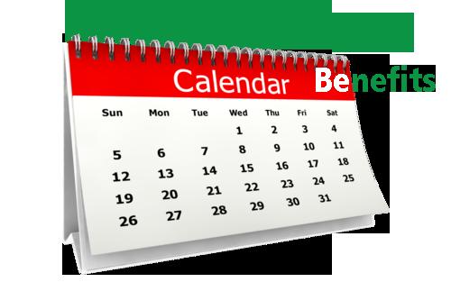 Social media calendar benefits: Akeentech.com