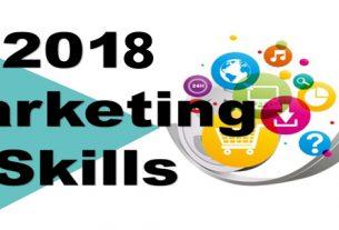 Essential Marketing Skills 2018